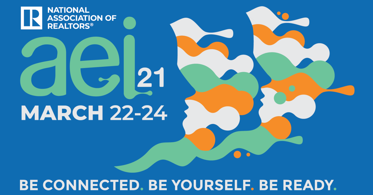 AEI 2021 Be connected, be yourself, be ready