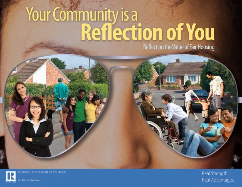 2010 Fair Housing Poster