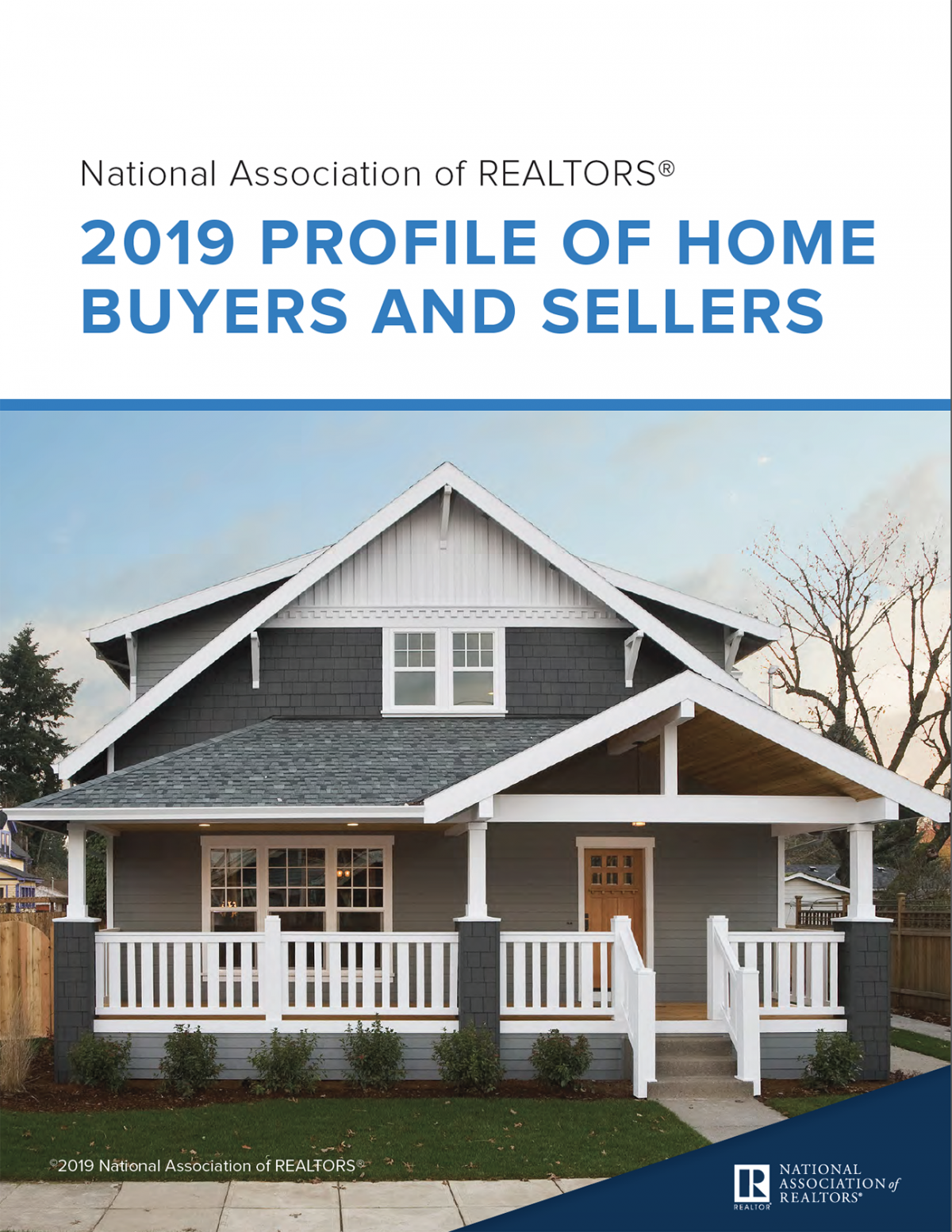 Highlights From The Profile Of Home Buyers And Sellers Www Nar Realtor