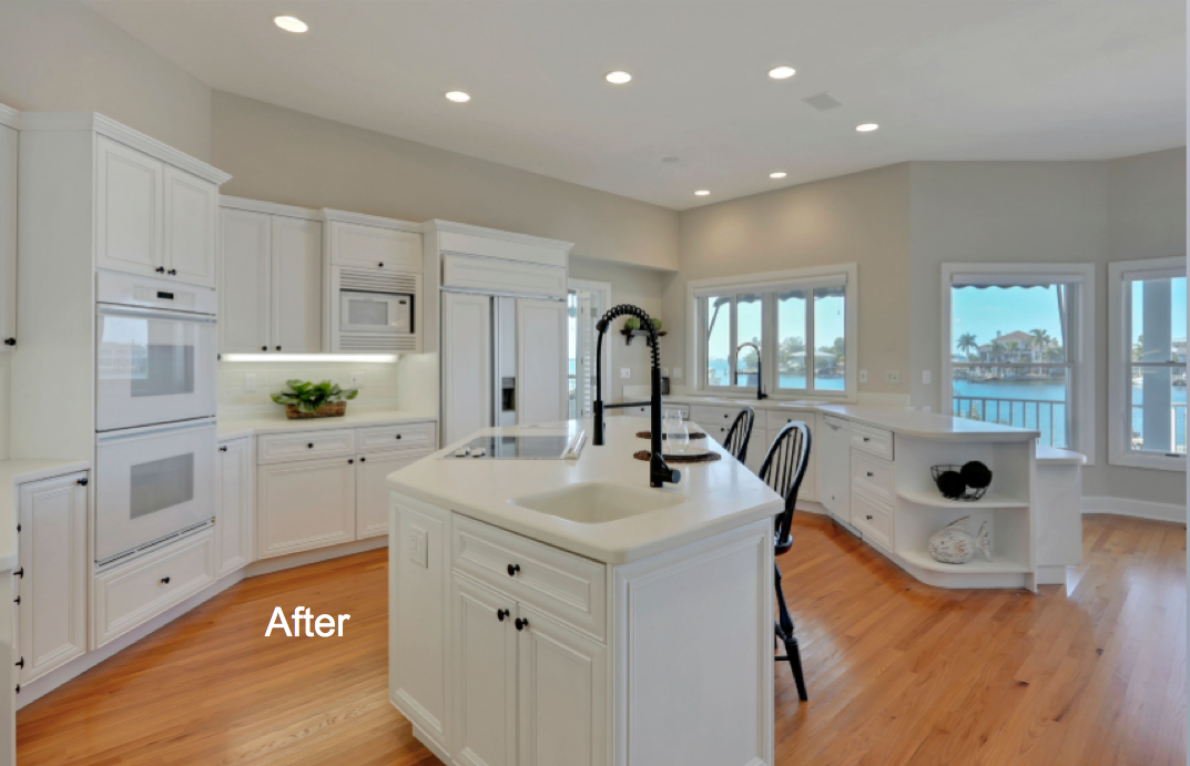 5 Easy Ways To Transform Cabinets When Painting Isn T An Option