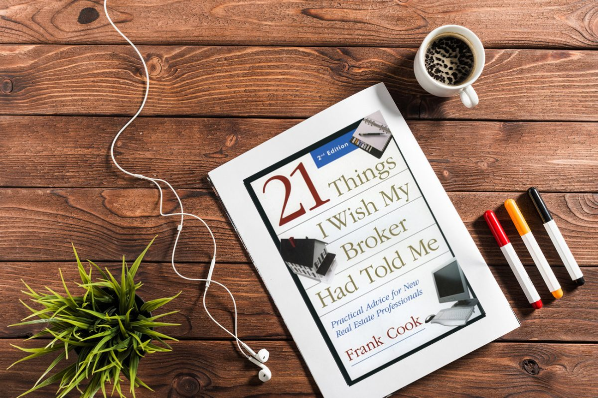 21 Things I Wish My Broker...