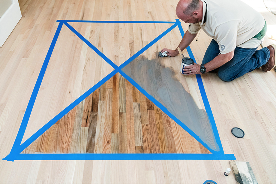 Choose The Right Stain For Hardwood Floors