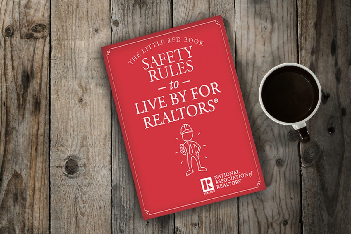REALTOR® Safety Rules Book from the REALTOR® Store