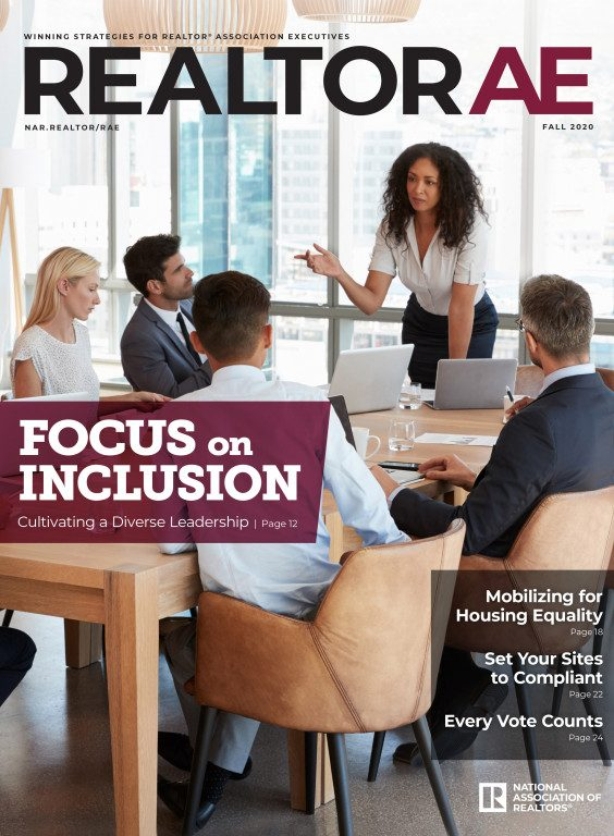REALTOR® AE Magazine Fall 2020 cover image
