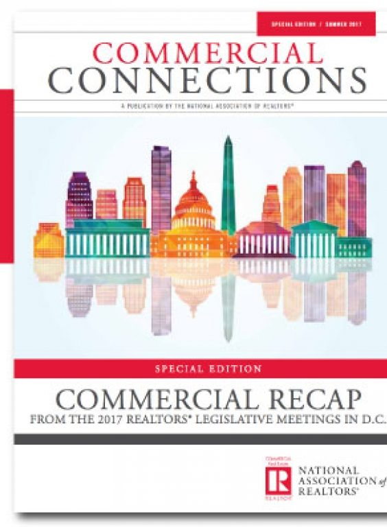 Commercial Connections Summer Special Edition Cover