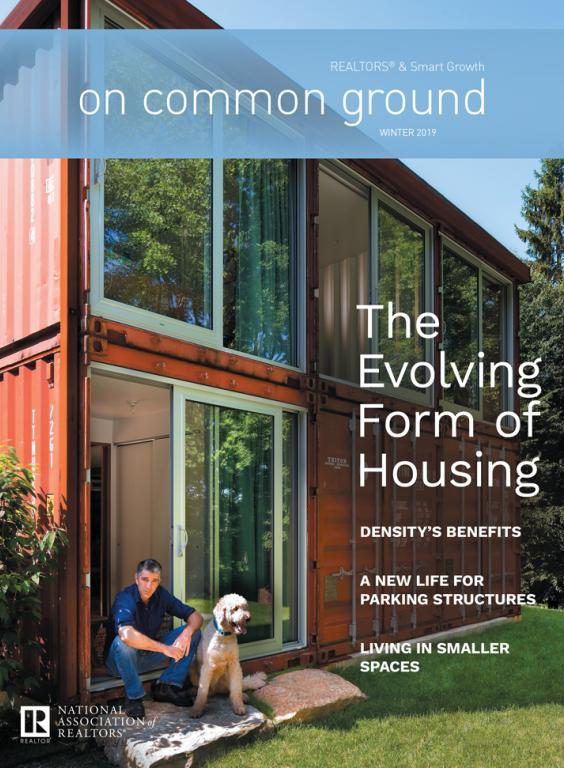 On Common Ground Winter 2019 cover