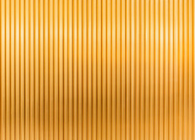 Abstract gold vertical striped pattern