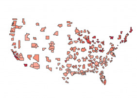 U.S. Map: Tracking Housing Construction at the Local Level, April 2021