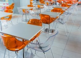 Food Court Tables and Chairs