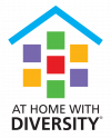 At Home With Diversity® logo